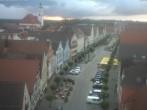 Archived image Webcam Günzburg Town Square 00:00