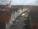 Archived image Webcam Günzburg Town Square 04:00