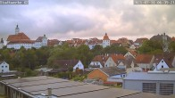 Archived image Webcam Historic City Günzburg 00:00
