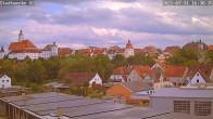 Archived image Webcam Historic City Günzburg 10:00