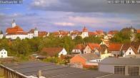 Archived image Webcam Historic City Günzburg 12:00