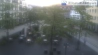 Archived image Webcam Coburg: Albertsplatz 00:00