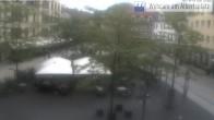 Archived image Webcam Coburg: Albertsplatz 04:00