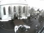 Archiv Foto Webcam Oberstdorf Markplatz 04:00