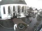 Archiv Foto Webcam Oberstdorf Markplatz 08:00