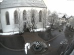 Archiv Foto Webcam Oberstdorf Markplatz 12:00