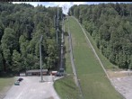 Archived image Webcam Oberstdorf ski-jumping hill 08:00