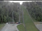 Archived image Webcam Oberstdorf ski-jumping hill 14:00