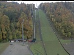 Archived image Webcam Oberstdorf ski-jumping hill 06:00