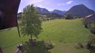 Archived image Webcam South of Oberstdorf 04:00