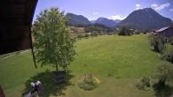 Archived image Webcam South of Oberstdorf 06:00