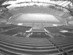 Archiv Foto Webcam Olympiastadion München - West 22:00