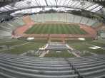 Archived image Webcam Olympic Stadium Munich - West 04:00