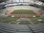 Archived image Webcam Olympic Stadium Munich - West 08:00