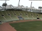 Archiv Foto Webcam Olympiastadion München - Süd 02:00