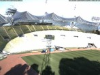 Archived image Webcam Main stand Olympic Stadium Munich 02:00