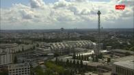 Archived image Webcam Theodor-Heuss-Platz in Berlin 11:00