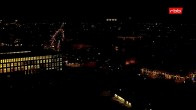 Archived image Webcam View from Rotes Rathaus, Berlin 23:00