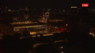 Archived image Webcam View from Rotes Rathaus, Berlin 22:00