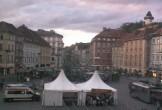 Archived image Webcam Graz: View main place 12:00