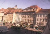 Archived image Webcam Graz: View main place 04:00