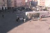 Archived image Webcam Graz: View main place 08:00