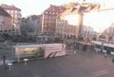 Archived image Webcam Graz: View main place 10:00