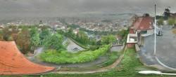 Archived image Graz: Webcam Castle Rock 04:00