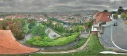 Archived image Graz: Webcam Castle Rock 06:00