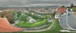Archived image Graz: Webcam Castle Rock 08:00