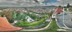 Archived image Graz: Webcam Castle Rock 10:00