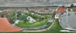 Archived image Graz: Webcam Castle Rock 02:00
