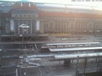 Archiv Foto Webcam Hauptbahnhof Leipzig 05:00