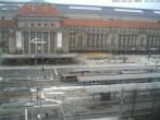 Archiv Foto Webcam Hauptbahnhof Leipzig 09:00