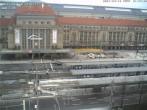 Archiv Foto Webcam Hauptbahnhof Leipzig 15:00