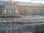 Archiv Foto Webcam Hauptbahnhof Leipzig 07:00