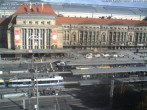 Archiv Foto Webcam Hauptbahnhof Leipzig 11:00