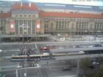 Archiv Foto Webcam Hauptbahnhof Leipzig 13:00