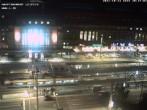 Archiv Foto Webcam Hauptbahnhof Leipzig 19:00