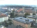 Archived image Webcam Bayreuth City Centre 02:00