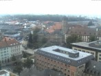 Archived image Webcam Bayreuth City Centre 04:00