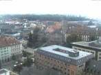 Archived image Webcam Bayreuth City Centre 06:00