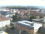 Archived image Webcam Bayreuth City Centre 10:00