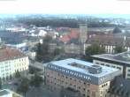 Archived image Webcam Bayreuth City Centre 12:00
