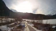 Archived image Webcam Umhausen: Campsite 04:00
