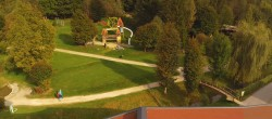 Archived image Webcam Comfort Camping Aufenfeld (swimming lake) 10:00