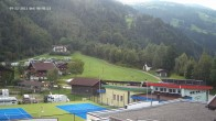 Archived image Webcam Camping Aufenfeld - View Wiesenhof 02:00