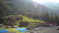Archived image Webcam Camping Aufenfeld - View Wiesenhof 04:00
