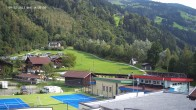 Archived image Webcam Camping Aufenfeld - View Wiesenhof 08:00