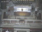 Archived image Webcam The Tomb of John Paul II (Vatican Grottoes) 02:00